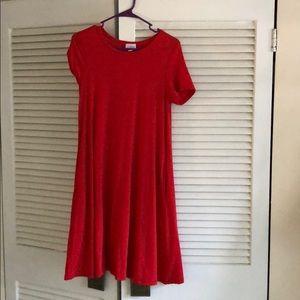 LuLaRoe Jessie swing dress